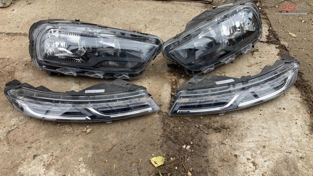 Faruri Far Drl Citroen C4 Cactus Facelift 2018 2019 2020 Lumini De Zi Piese auto în Bucuresti, Bucuresti Dezmembrari