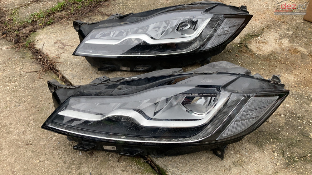 Far Stanga Led Jaguar Xf X260 2015 2019 Piese auto în Bucuresti, Bucuresti Dezmembrari