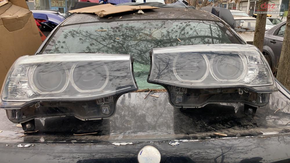 Faruri Far Xenon Bmw X4 F26 Facelift Lci 2015 2016 Piese auto în Bucuresti, Bucuresti Dezmembrari