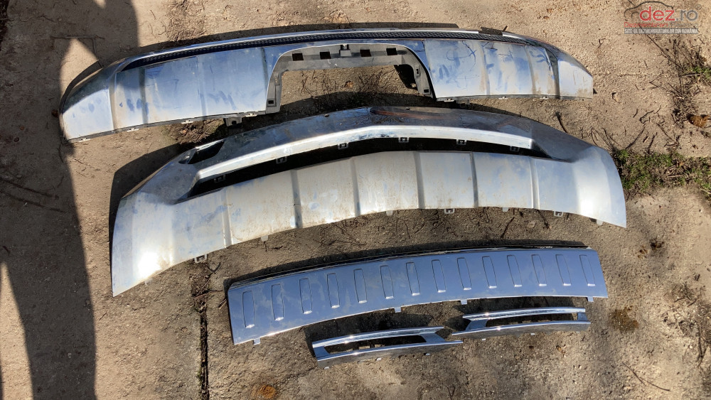 Grile Grila Bara Fata Spate Mercedes Ml W166 Amg 2013 2016 Piese auto în Bucuresti, Bucuresti Dezmembrari
