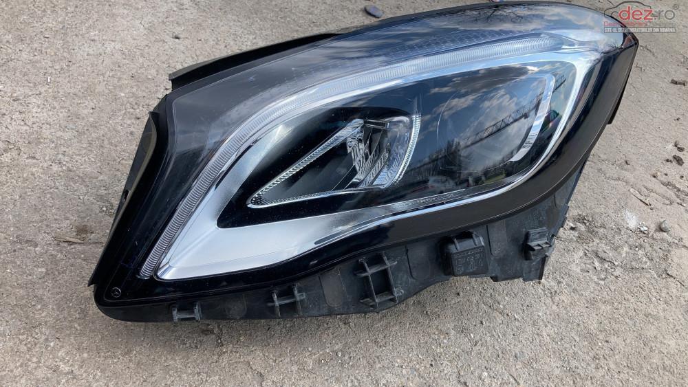 Far Stanga Led Mercedes Benz Gla X156 Facelift 2017 2018 2019 Piese auto în Bucuresti, Bucuresti Dezmembrari