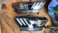 Faruri Xenon Ford Mustang 2015 2018 Far Stanga Si Dr Piese auto în Bucuresti, Bucuresti Dezmembrari