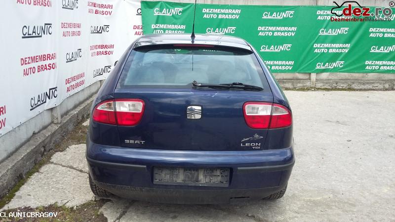 Dezmembram Seat Leon 1 9 Tdi Alh  Dezmembrări auto în Brasov, Brasov Dezmembrari