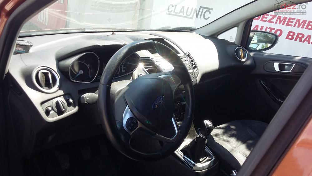Dezmembram Ford Fiesta 2014 1 0 Ecoboost Sfja  Dezmembrări auto în Brasov, Brasov Dezmembrari
