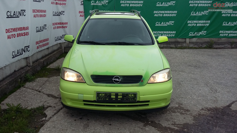 Dezmembram Opel Astra G 1 7 Dti Y17dt  Dezmembrări auto în Brasov, Brasov Dezmembrari