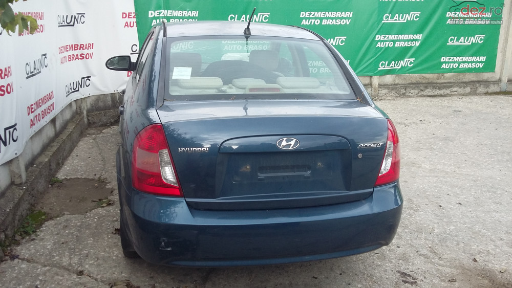 Dezmembram Hyundai Accent 1 4 Gl 97 Cp Cod Motor G4ee Dezmembrări auto în Brasov, Brasov Dezmembrari