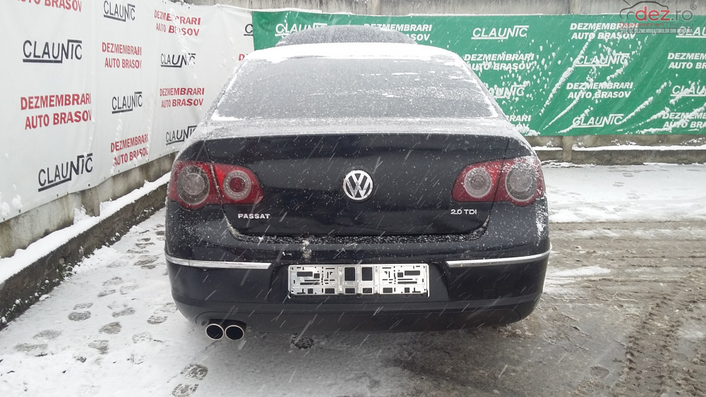 Dezmembram Vw Passat 2 0 Tdi Bkp Cod Cutie Kdn Dezmembrări auto în Brasov, Brasov Dezmembrari