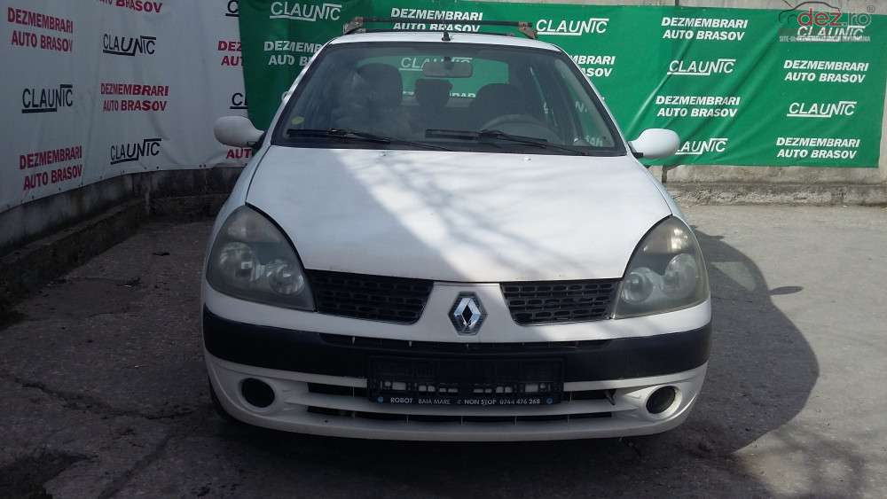 Dezmembram Renault Clio Ii 1 5 Dci Dezmembrări auto în Brasov, Brasov Dezmembrari