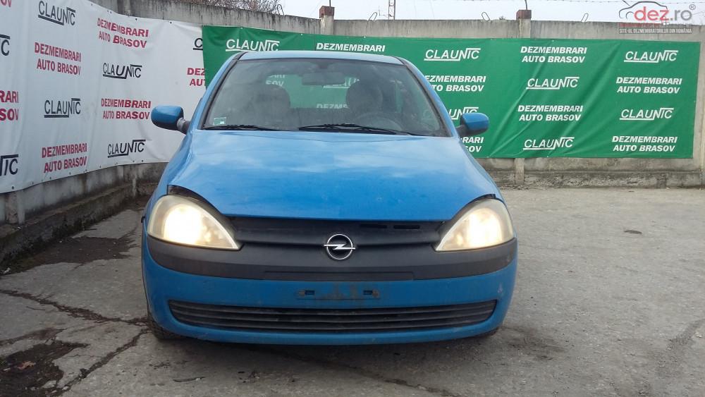 Dezmembram Opel Corsa C 1 2 16v Z12xe Dezmembrări auto în Brasov, Brasov Dezmembrari