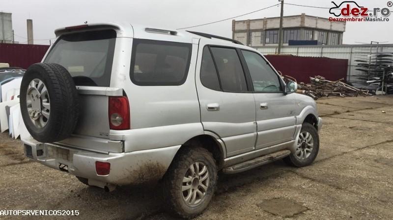 Dezmembrez Tata Safari 3 0d Din 2006 Dezmembrări auto în Caracal, Olt Dezmembrari