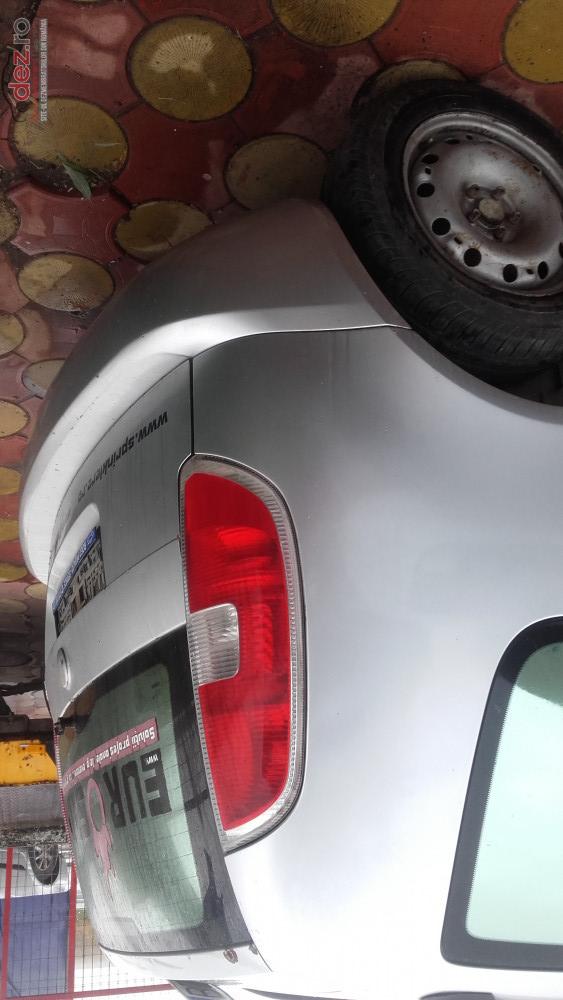 Dezmembram Skoda Roomster 2009 1 2htp Dezmembrări auto în Costesti, Buzau Dezmembrari