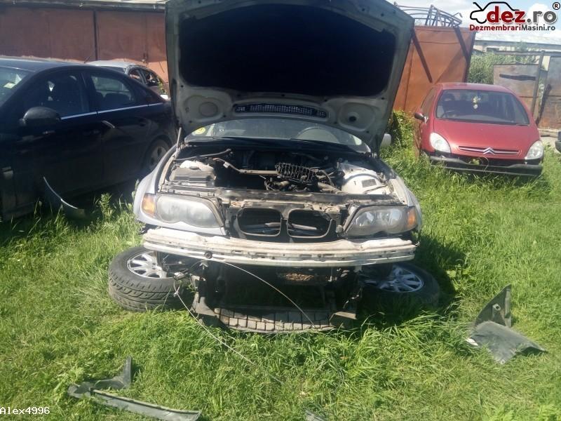 Dezmembrez Bmw E46 320d Dezmembrări auto în Barlad, Vaslui Dezmembrari