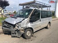 Vand Ford Transit Avariat Tva Deductibil Mașini avariate în Bucuresti, Bucuresti Dezmembrari