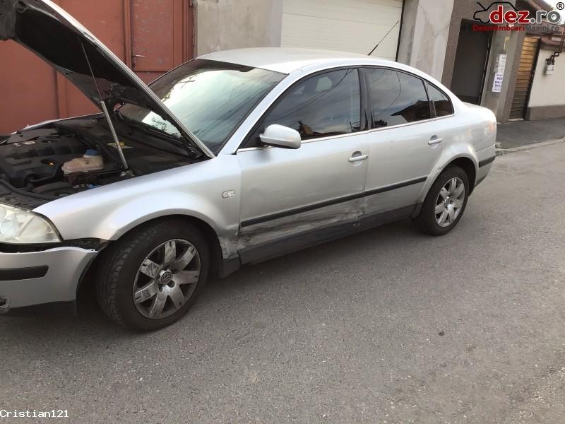 Vw Passat Din 2004 Avariat  Mașini avariate în Bucuresti, Bucuresti Dezmembrari