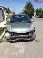 Vand Nissan Micra Avariat In Fata Motor Neafecctat Functionala Mașini avariate în Constanta, Constanta Dezmembrari