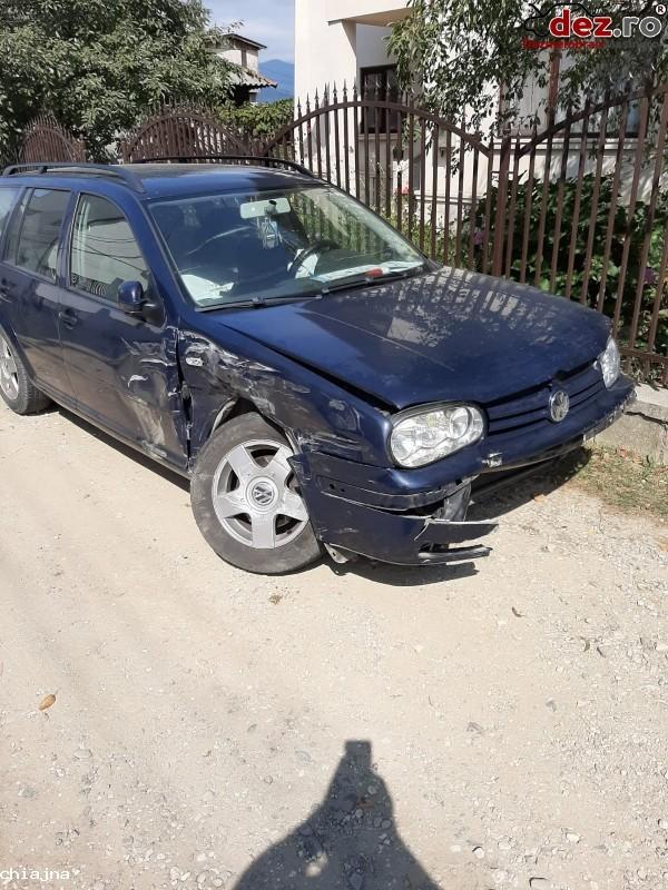 Vand Vw Golf 4 Break  Mașini avariate în Chiajna, Ilfov Dezmembrari