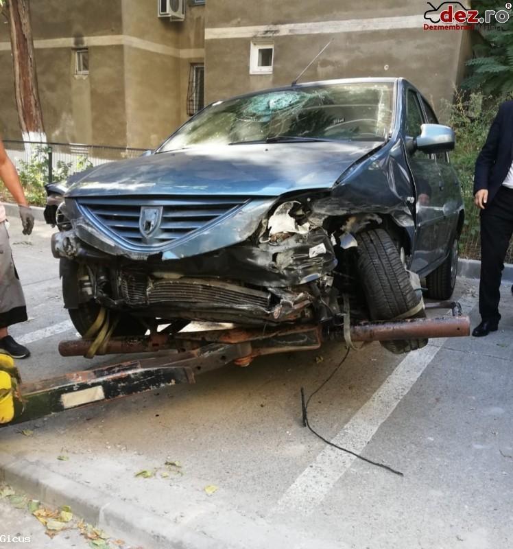 Vând Dacia Logan Diesel Recent Avariat    Mașini avariate în Bucuresti, Bucuresti Dezmembrari