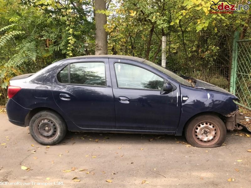 De Vanzare Dacia Logan   Avariat Fata  Mașini avariate în Constanta, Constanta Dezmembrari