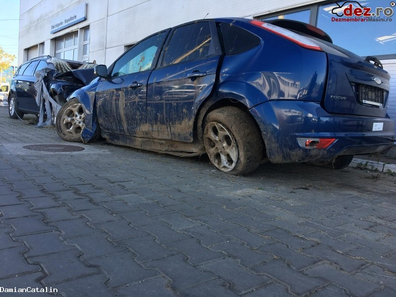 Vand Epava Ford Focus 2008  Mașini avariate în Iasi, Iasi Dezmembrari