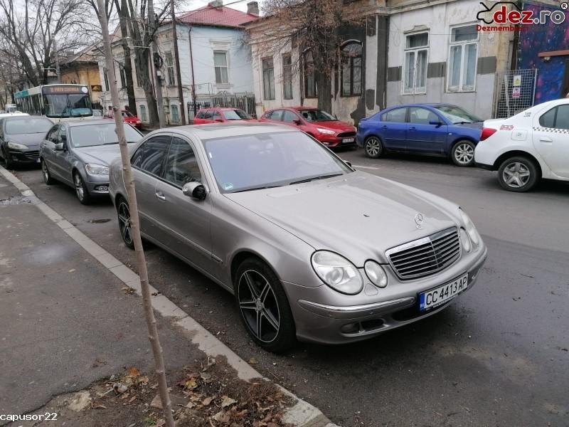 Dezmembrez Mercedes Benz W211 E400 Full Dezmembrări auto în Balabanesti, Galati Dezmembrari