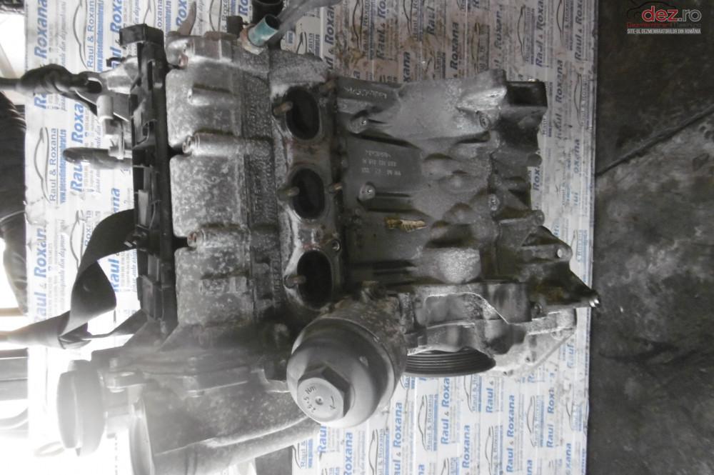 Motor Skoda Fabia 2 1 2b Bzg  cod bzg Piese auto în Alesd, Bihor Dezmembrari