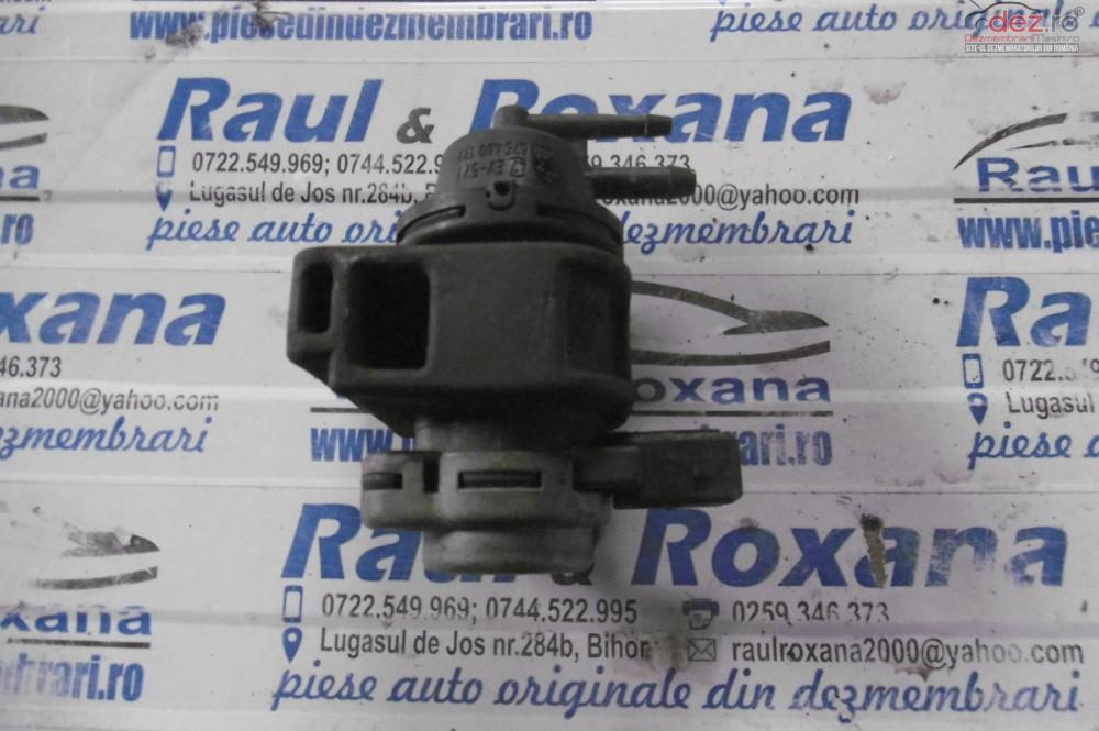 Supapa Vacum Renault Scenic 2 1 5dci  cod 8200575400 Piese auto în Alesd, Bihor Dezmembrari