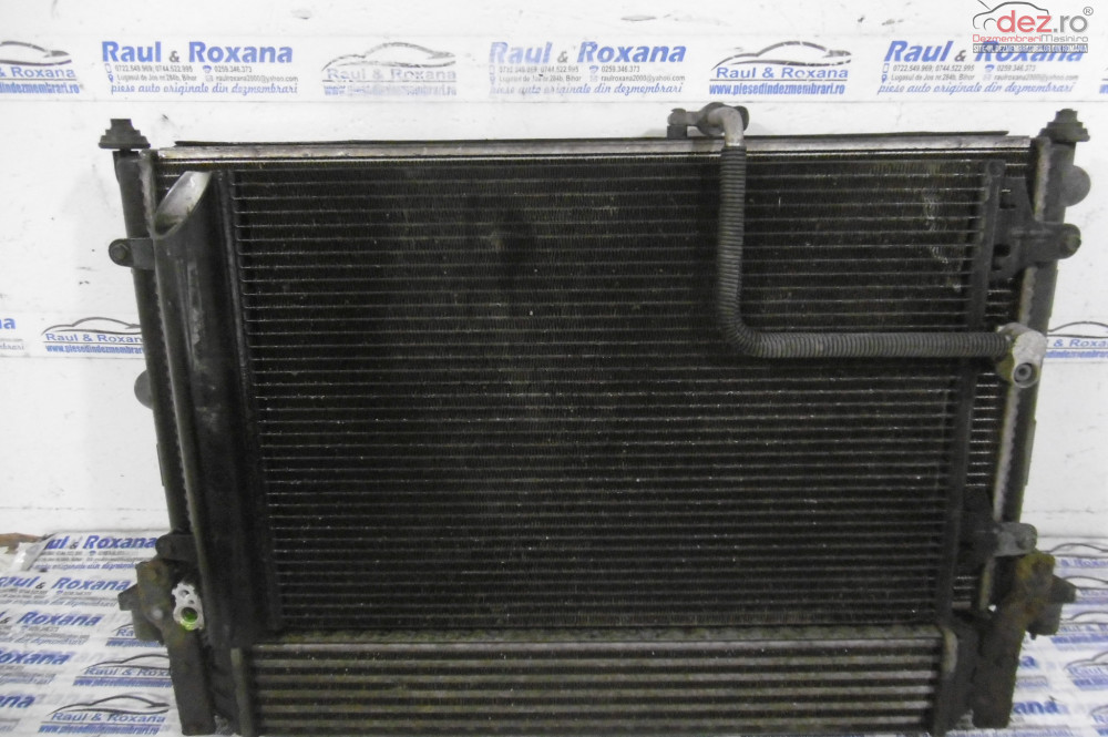 Radiator Clima Ford Galaxy 1 9tdi  cod 7m3820411 Piese auto în Alesd, Bihor Dezmembrari