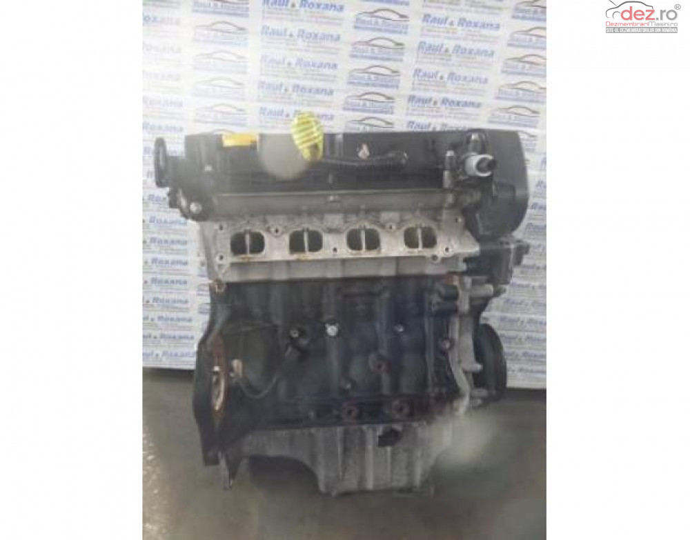 Motor Opel Astra H 1 6b Z16xer cod z16xer Piese auto în Alesd, Bihor Dezmembrari