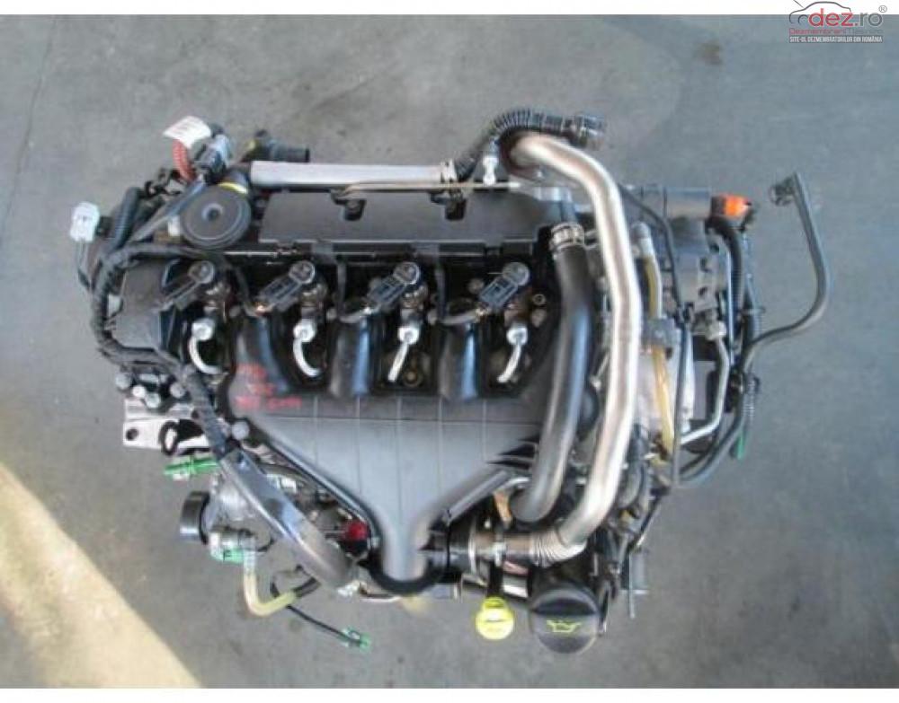 Motor Peugeot 407 2 0hdi Rhr cod rhr Piese auto în Alesd, Bihor Dezmembrari