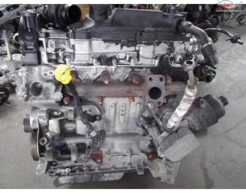 Motor Ford Fiesta 1 4tdci F6ja cod f6ja Piese auto în Alesd, Bihor Dezmembrari