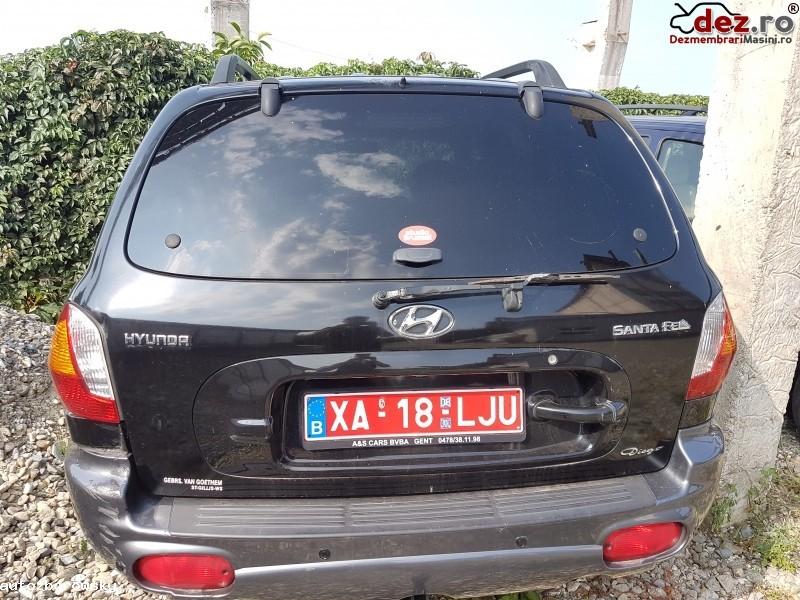 Dezmembram Hyundai Santafe în Bistrita, Bistrita-Nasaud Dezmembrari