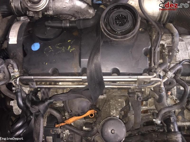 Motor fara subansamble Volkswagen Golf 2004 cod 1.9 tdi ASZ în Falticeni, Suceava Dezmembrari