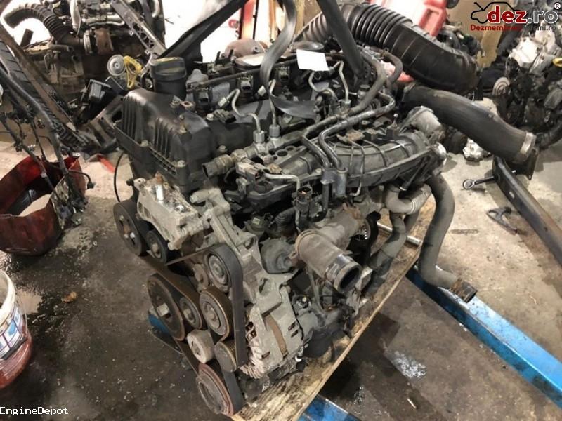 Motor fara subansamble Hyundai IX35 2011 cod D4HA în Falticeni, Suceava Dezmembrari
