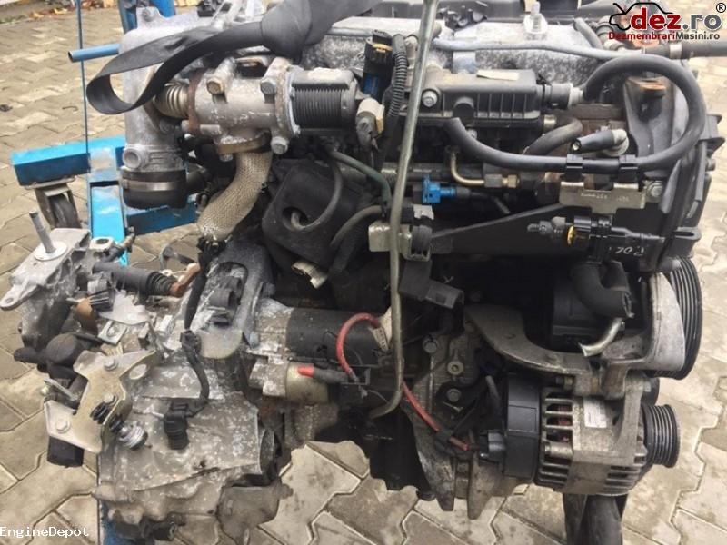 Motor fara subansamble Fiat Doblo 2007 cod 1.9 JTD 223B1000 în Falticeni, Suceava Dezmembrari