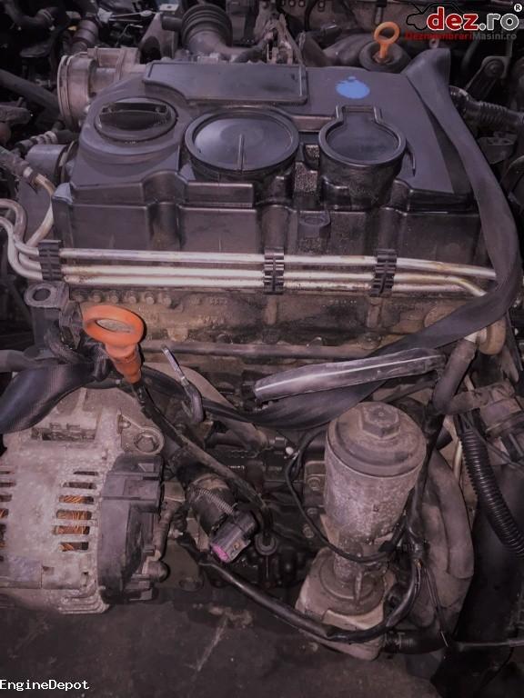 Motor fara subansamble Audi A3 2007 cod BLS în Falticeni, Suceava Dezmembrari
