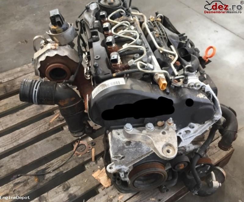 Motor fara subansamble Volkswagen Golf 2011 cod CAYA în Falticeni, Suceava Dezmembrari
