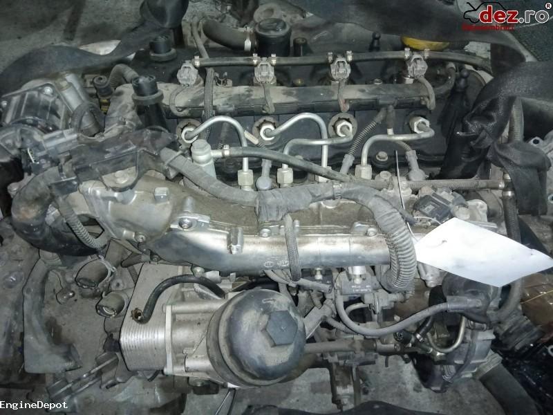 Motor fara subansamble Opel Zafira 2010 cod A17DTR în Falticeni, Suceava Dezmembrari