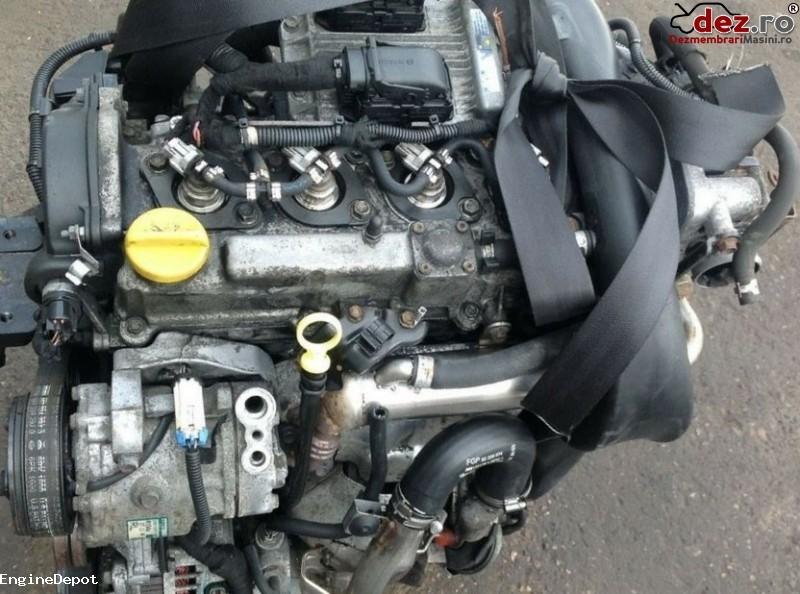 Motor fara subansamble Opel Meriva 2008 cod Z17DTH în Falticeni, Suceava Dezmembrari