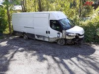 Vand Iveco Daily 2018 Avariat Mașini avariate în Tirnaveni, Mures Dezmembrari