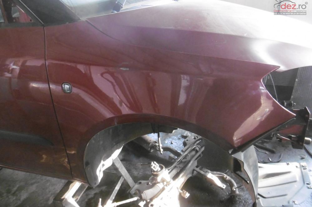 Aripa Dreapta Fata Skoda Fabia 2 1 2b Bzg  Piese auto în Lugasu de Jos, Bihor Dezmembrari