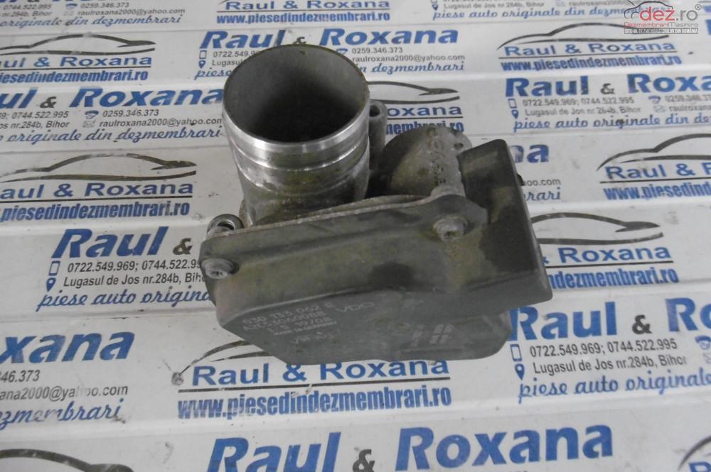 Clapeta Acceleratie Skoda Fabia 2 1 2b Bzg  cod 03d133062e Piese auto în Lugasu de Jos, Bihor Dezmembrari
