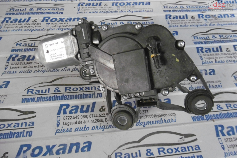 Motoras Hayon Skoda Fabia 2 1 2b Bzg  cod 5j7955711a Piese auto în Lugasu de Jos, Bihor Dezmembrari