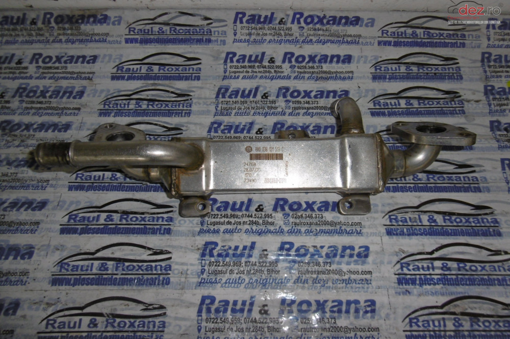 Racitor Gaze Ford Galaxy 1 9tdi  cod 038131513c Piese auto în Lugasu de Jos, Bihor Dezmembrari