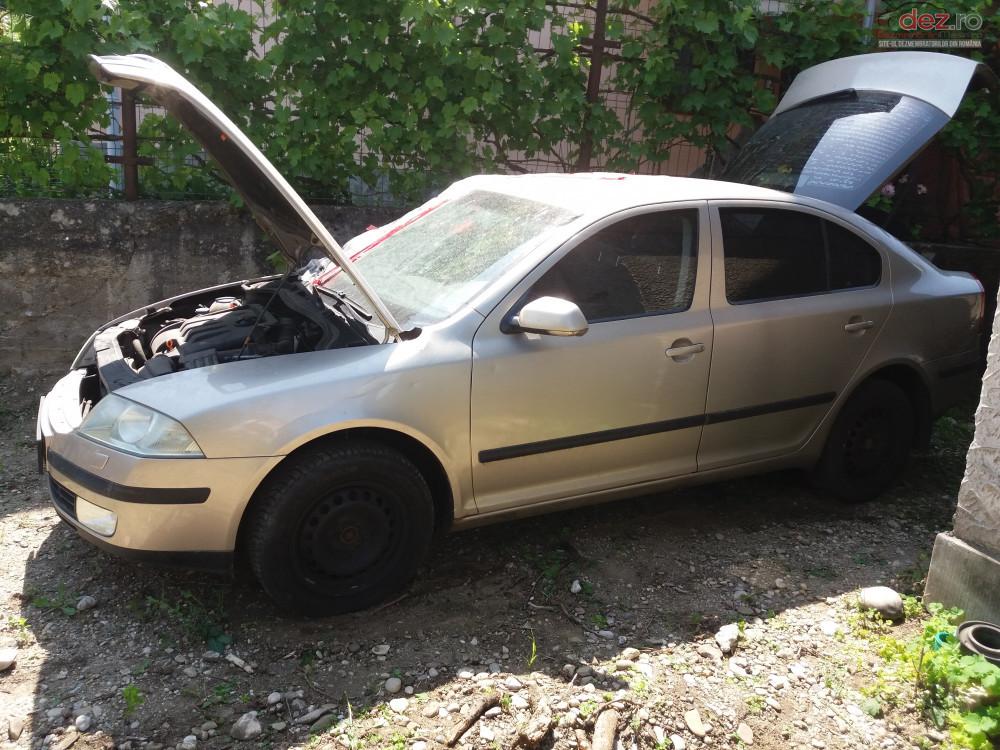 Dezmembrez Skoda Octavia 2 Dezmembrări auto în Targoviste, Dambovita Dezmembrari