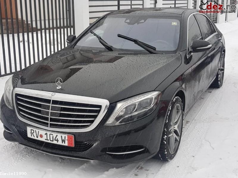 Dezmembrez Mercedes S350cdi W222 în Reghin, Mures Dezmembrari