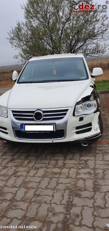 Vand Volkswagen Touareg Avariat  Mașini avariate în Iasi, Iasi Dezmembrari