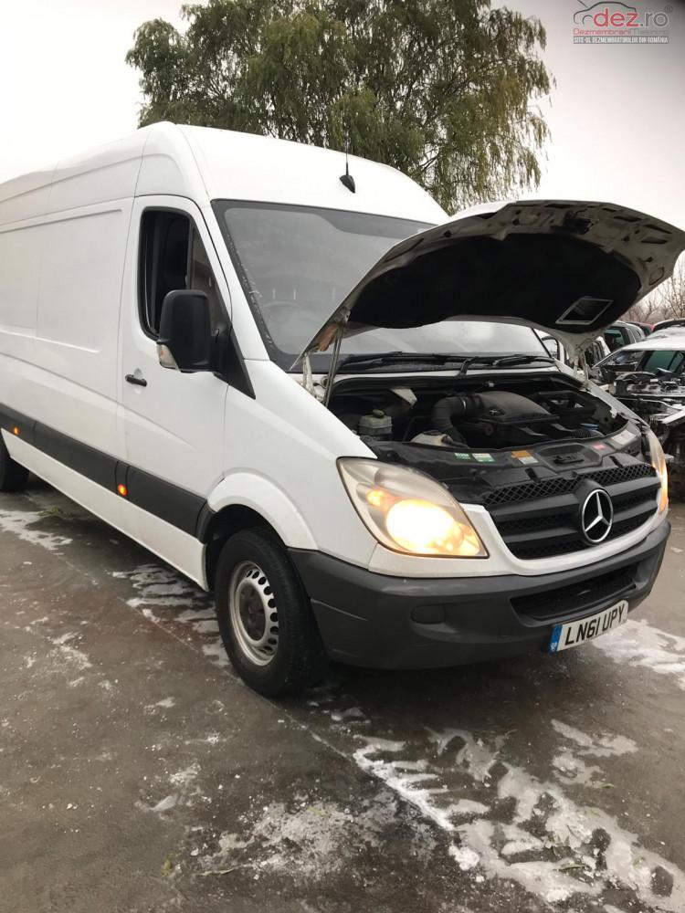 Dezmembram Mercedes Sprinter 2011 Motor 2 2 Diesel Euro 5 Dezmembrări auto în Brasov, Brasov Dezmembrari