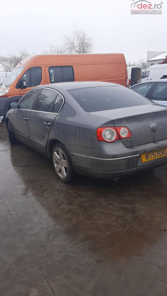 Dezmembram Vw Passat B6 Berlina An 2007 Motor 2 0d 170cp Cod Bmr