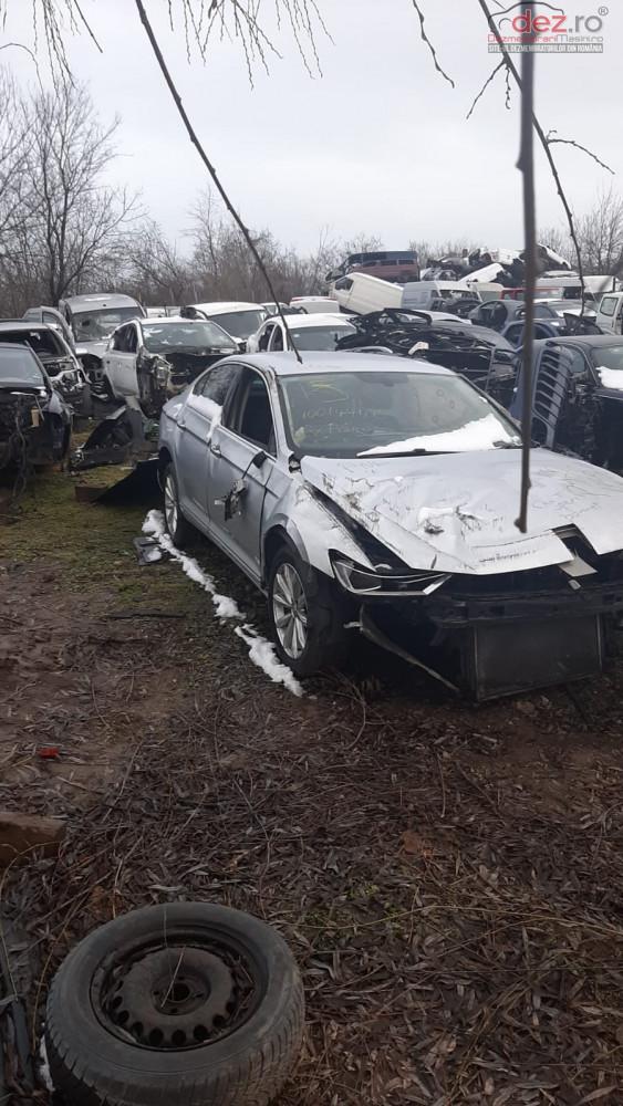 Dezmembram Vw Passat B8 An 2015 Motor 1 6d Cod Motor Dcx Dezmembrări auto în Brasov, Brasov Dezmembrari