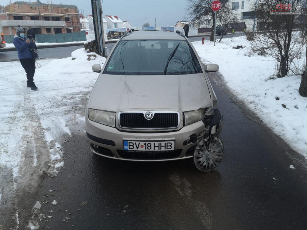 Dezmembram Skoda Fabia Break An 2005 Motor 1 4 Benzina 16v Cod Bky Dezmembrări auto în Brasov, Brasov Dezmembrari